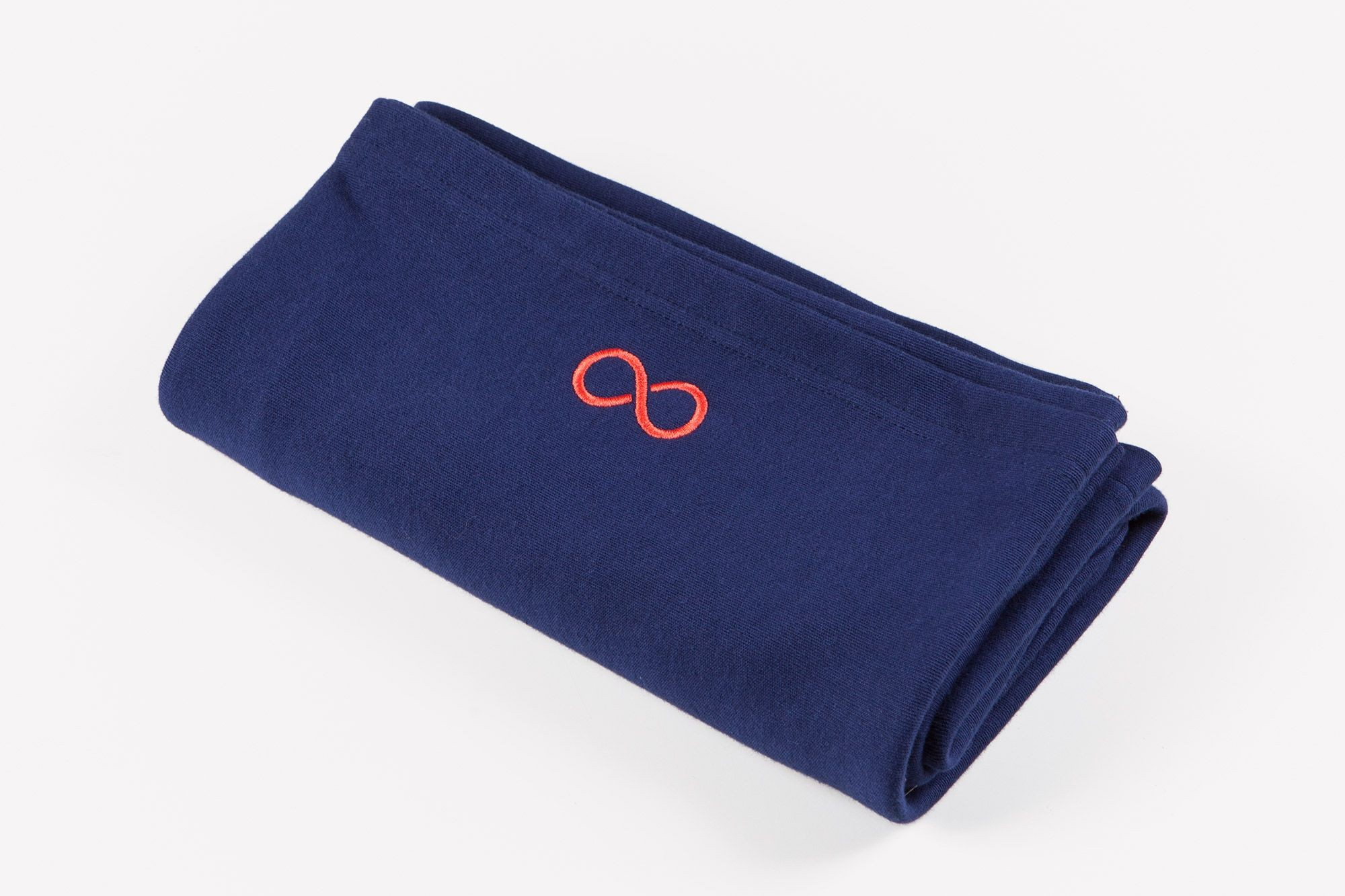 Bleu & orange (100% coton)